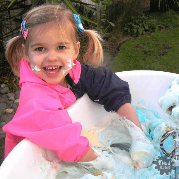 Benefits of Messy Play for Kids