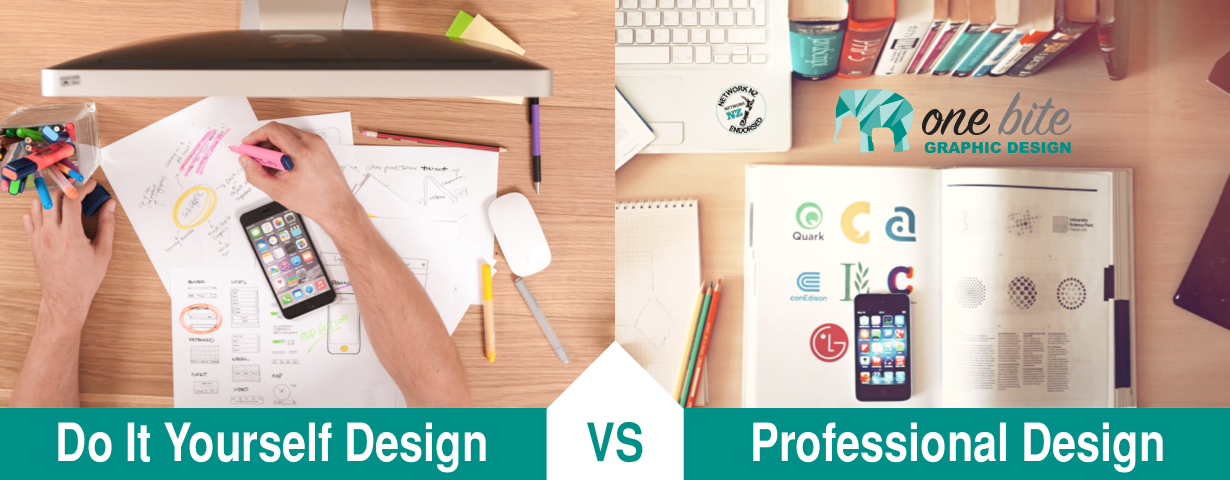 5 Reasons Professional Graphic Designers Do It Better