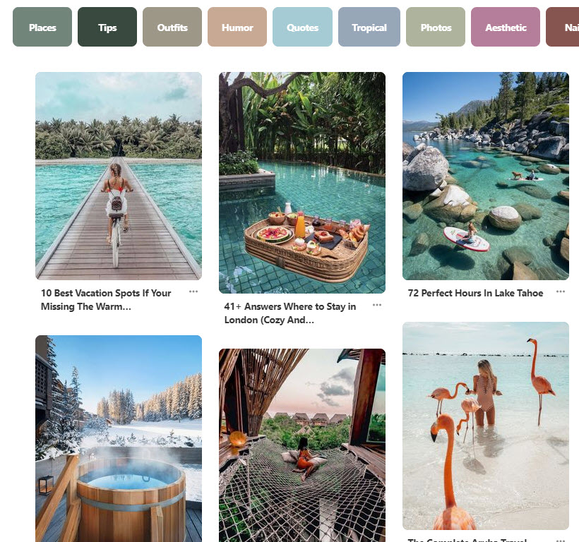 How To Create A Vision Board Using Canva